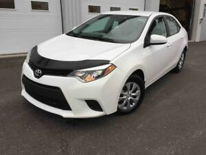 2014 Toyota Corolla CE DEMARREUR CLIMATISEUR