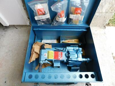 Huck Model 350 Pneumatic Rivet Gun Tool Extra Parts Aircraft Tool
