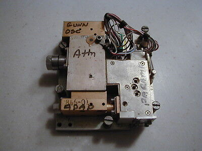 7.5 Ghz Parametric Amplifier W Mmw Pump Source Military Dscs Cool Item