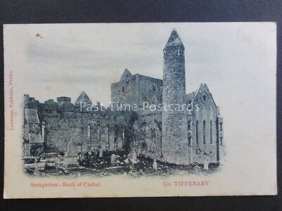 Ireland Co. Tipperary Antiquities - ROCK OF CASHEL c1905 by Lawrence