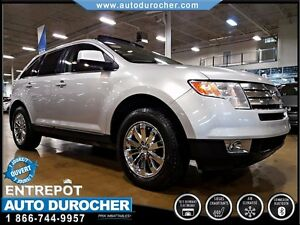 2010 Ford Edge LTD - AUTOMATIQUE - AIR CLIMATISÉ - TOIT OUVRANT