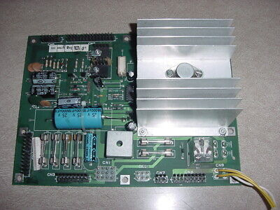 Data East Pinball Power Supply Board, 520-5000-00, Refurbished, Tested 100% #2