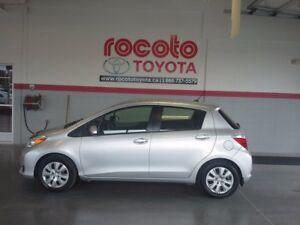 2012 Toyota Yaris 4 PORTES * PORTE ELECTRIQUE *