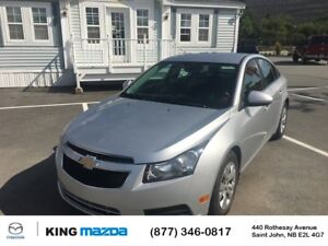 2013 Chevrolet Cruze LT Turbo- $105 B/W BLUETOOTH...CRUISE CONTR
