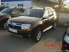 Dacia Duster SD 1.6 Test