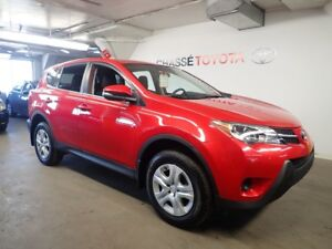 2014 Toyota RAV4 LE LOW MILLEAGE! NEVER ACCIDENTED!