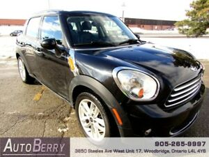 2011 MINI Cooper Countryman ** CERTIFIED ACCIDENT FREE ** $9,999
