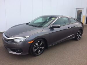 2016 Honda Civic Coupe Touring New and Sporty