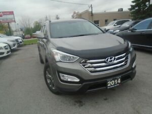2014 Hyundai Santa Fe Premium sport 4 NEW TIRES, LOW KM ,AUX PL,