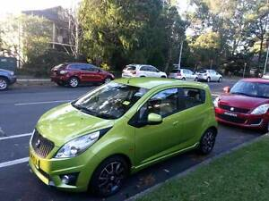 2010 Holden Barina Hatchback Lane Cove Lane Cove Area Preview