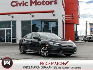 2017 Honda Civic Sedan LX - HEATED SEATS, BACK UP CAMERA, BLUETO