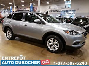 2013 Mazda CX-9 GS 4X4 - 7 PASSAGERS - TOIT OUVRANT - A/C - CUIR