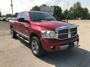 2008 Dodge Ram 1500 Laramie *5.7HEMI LEATHER 4X4*
