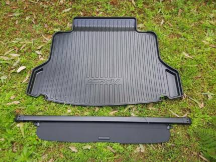 Genuine Honda CRV Cargo tray & Cargo cover