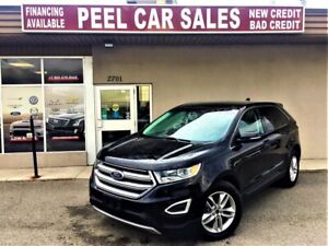 2016 Ford Edge SEL|PANOROOF|ALLOYS|NAVI|LEATHER