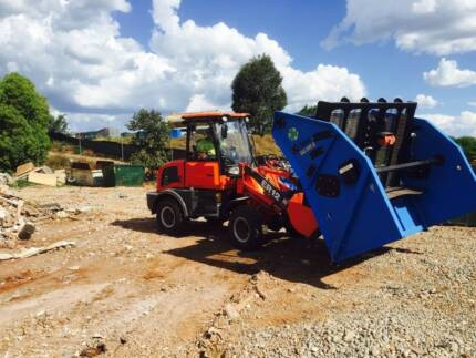ER12 3300kg Wheel Loader Delivery AU Wide