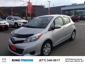 2014 Toyota Yaris LE NEW TIRES..AIR..AUTO..POWER WINDOWS..EXT. W