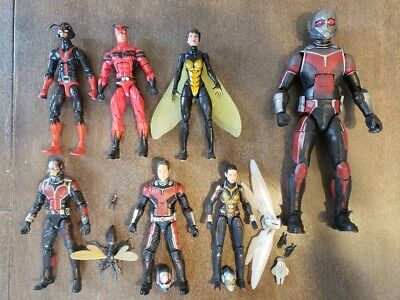 Marvel Legends - Ant Man Lot - Ant-Man Action Figures
