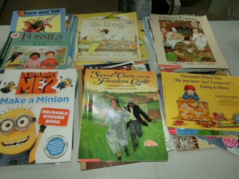 Huge Lot 54 K 1st  2nd 3rd  Grade AR Picture Books TEACHER LIBRARY