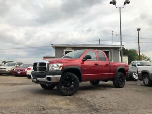 2008 Dodge Ram 1500 LIFTED!! ONEOWNER NO ACCIDENTS!! HEMI!!