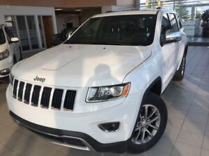 2016 Jeep Grand Cherokee LIMITED AWD CUIR TOIT OUVRANT CAMÉRA DE