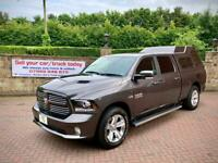 2016 66 RAM 1500 HEMI V8 RHD ! Super Truck And Similar Required Today !!!