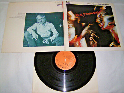 LP - Gil Evans and His Orchestra There Comes a Time - France 1976 # cleaned