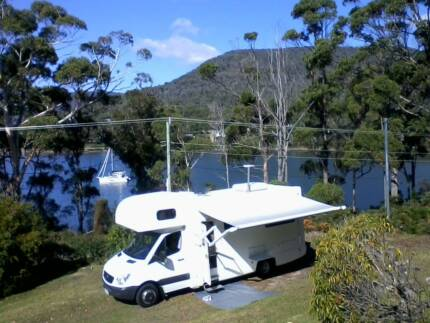 2010 Mercedes motor home Berriedale Glenorchy Area Preview