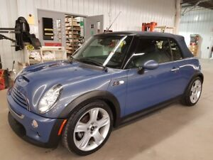 2005 MINI Cooper Convertible S CONVERTIBLE SUPERCHARGED