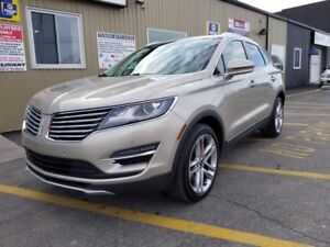 2015 Lincoln MKC 2.3L AWD-NAV-PAN ROOF-HEATED/COOLED SEATS-SYNC