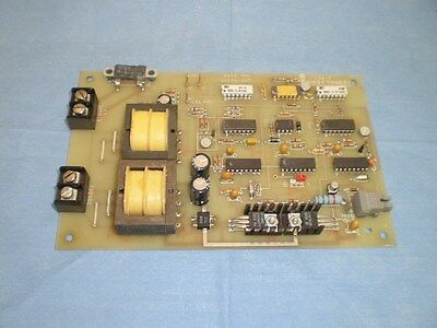 INDUCTOHEAT 31035 487 11510 126 BOARD PCB