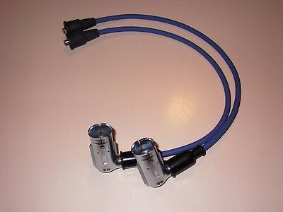Bmw Spark Plug Wires - BMW Motorcycle Airhead Spark Plug Wires R75,R80,R90, R100 with points ignition