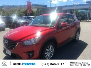 2016 Mazda CX-5 GS One Owner..Low Kms..AWD..Lady Driven..Moon...
