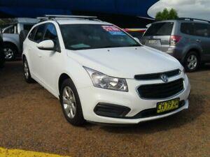 2016 Holden Cruze JH Series II MY16 CD Sportwagon White 6 Speed Sports Automatic Wagon Minchinbury Blacktown Area Preview
