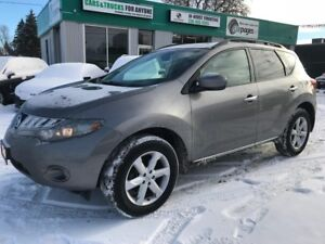 2010 Nissan Murano SL l AWD l Pano Roof l Leather