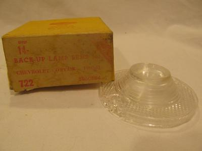 Vintage Auto Part - 1960/61Chevrolet Corvair Back-Up Lamp Lens - MIB NOS