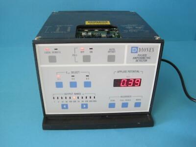 Dionex Pulsed Amperometric Detector Model Pad-2 Used Laboratory Lab Equipment
