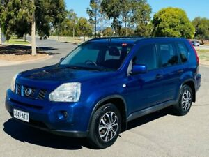 2010 Nissan X-Trail T31 MY10 ST Blue 1 Speed Constant Variable Wagon Mawson Lakes Salisbury Area Preview