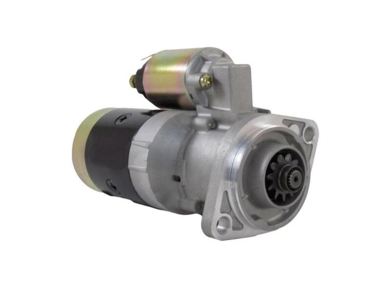 STARTER MOTOR FITS CLARK FORK LIFT 90-97 GCX20 GCX25E CONTINENTAL GAS ENGINE