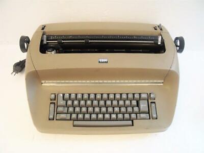 Vintage Ibm Selectric I Typewriter W Working Ribbon - Tested Please Read