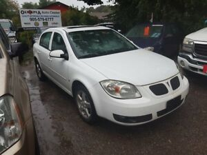2008 Pontiac G5 ONLY 122,000 KMS!  POWER SLIDER ROOF