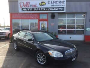 2007 Buick Lucerne CXL|LEATHER|SUNROOF|HEATED/COOLED SEATS