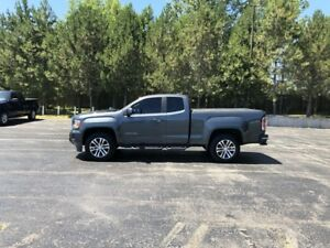 2015 GMC CANYON SLE EXT CAB 2WD
