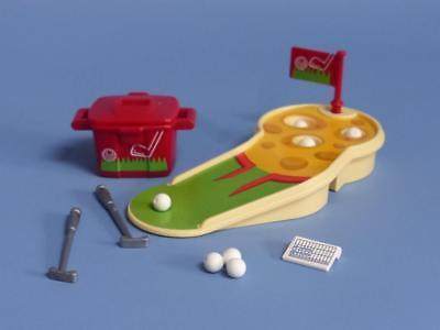 Playmobil Mini / Crazy Golf for child figure - park dolls house toys  NEW