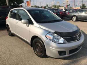 2007 Nissan Versa NO ACCIDENT/LOW KMS - SAFETY & WARRANTY INCLUD