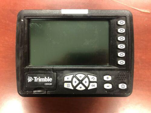 TRIMBLE CB430 CONTROL BOX