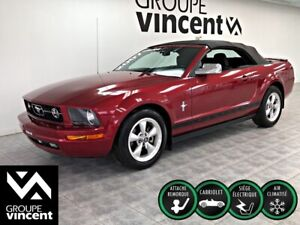 2007 Ford Mustang **CONVERTIBLE**