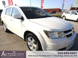 2010 Dodge Journey SXT ***CERTIFIED ** ACCIDENT FREE***