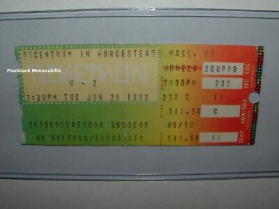 u2 ticket for sale  Shipping to Canada