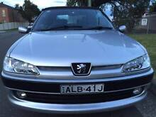 2001 Peugeot 306 Convertible Belmore Canterbury Area Preview